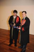Professor John Geanakoplos from Yale University was nomitated Honorary Doctor of the Department on June 1, 2011