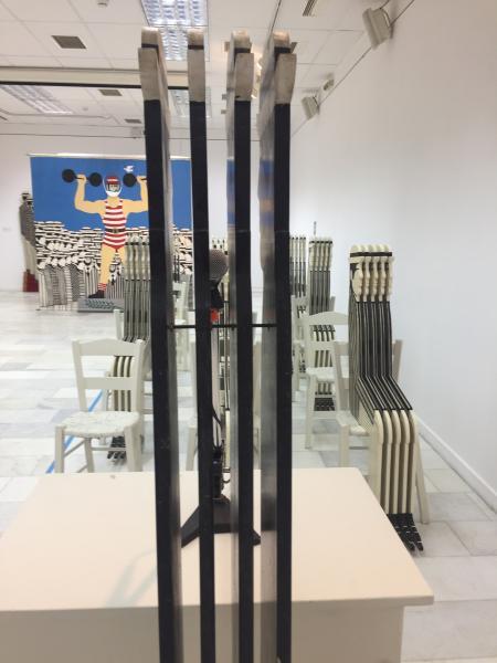 Κέντρο Τεχνών Δήμου Αθηνών,Έκθεση έργων του Γιάννη Γαϊτη, 11/2/2018
