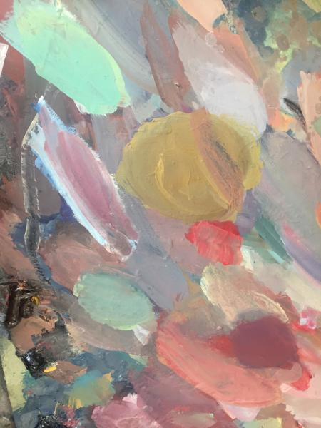 Bιωματικό εικαστικό εργαστήριο, Ανωτάτη Σχολή Καλών Τεχνών 22/2/19, Τέχνη και εκπαίδευση