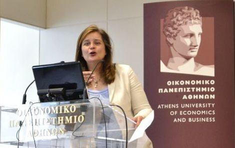 Δρ Βασιλική Μπρίνια -Dr Vasiliki Brinia